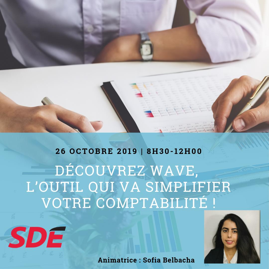 Atelier : logiciel de comptabilité Wave