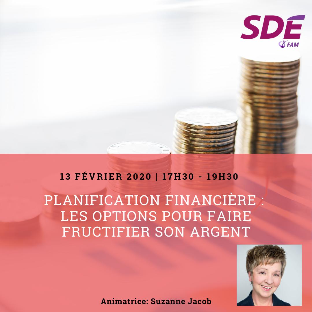 Planification financière : les options pour faire fructifier son argent