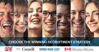 Choose the winning recruitment strategy