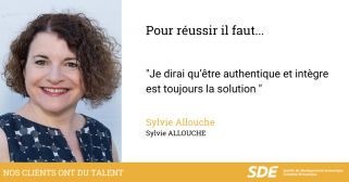 Nos clients ont du talents - Sylvie Allouche