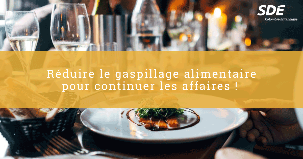 Gaspillage alimentaire restauration